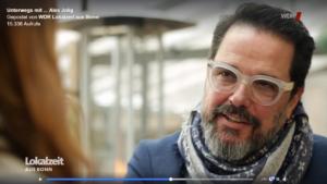 WDR Lokalzeit aus Bonn_Alex Jolig